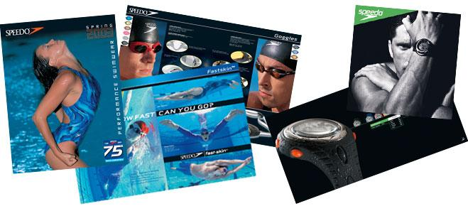 Speedo Product Catalogs